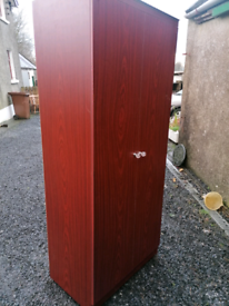 Wooden wardrobe. Delivery available