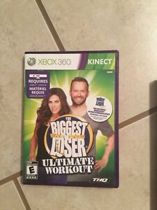 Kinect biggest loser work out