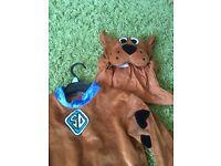 Scooby doo fancy dress / dress up