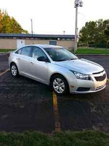 Chevrolet cruze 2012 à vendre