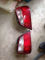 Subaru 2002 tail light