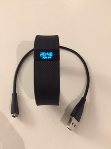Small Black Band Fitbit Charge HR