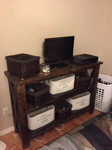 Custom Hand Crafted Rustic Wooden Furniture