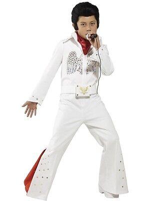 Rock n Roll Kostüm für Jungen NEU - Jungen Karneval Fasching Verkleidung Kostüm