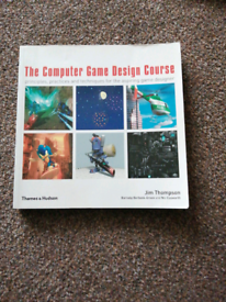 Computer game design book