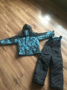 Columbia Ski Jacket and Snow Pants Size 4/5