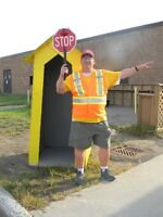 School Crossing Guards Urgently Needed