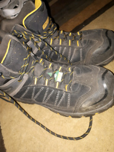 Steel toe boots for sale