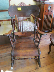 Antique Rocking Chair for Sale at Nearly New Port Hope
