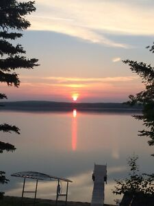 Lakefront Cabin to rent Skeleton Lake - Mewatha Beach