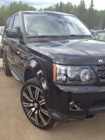 2012 Land Rover Range Rover Sport HSE GT Limited Edition SUV