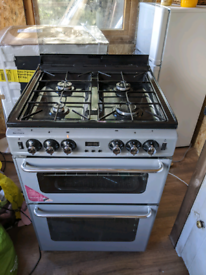 New world gas oven