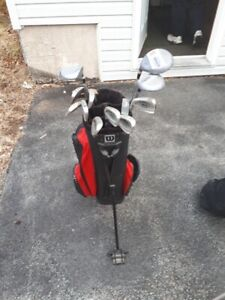 Mens LH Golf clubs and Womens RH Clubs - $100 for both