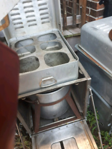 Military stoves