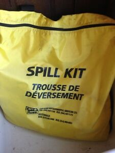 Industrial spill kit NEW!