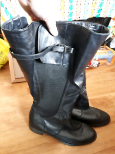 Womans 11 wide calf boots