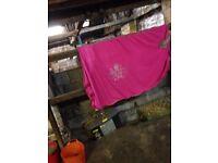 Pink Katie Price Fleece for sale 6'3