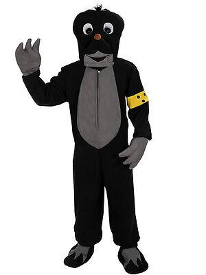 MAULWURF GR. XXL KOSTÜM FASCHING KARNEVAL MOTTO PARTY HALLOWEEN NEU (Maulwurf Kostüm)