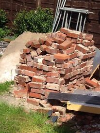 Cheshire pre war bricks FREE