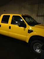 2008 F350 MINT NO RUST 8ft box CREW CAB /TRADE FOR BOAT!!