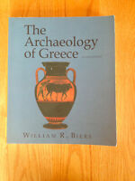 """""""The Archaeology of Greece"""" second edition by William R. Biers"""