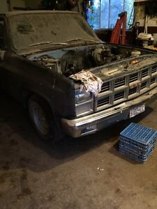 1983 Chevy shortbox 2wd