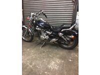 KYMCO ZING 125 with 12 months mot
