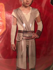 Costume de Rey (Star Wars épisode 7) taille 8-10