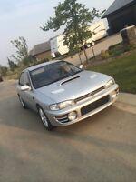 1996 Subaru Wrx Awd Turbo