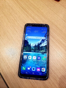 Month old LG G7 mint condition for Sale. 700 or Best offer