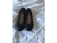 Next Ballet Pumps Size 2