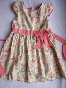 3 summer dresses for 4 years old