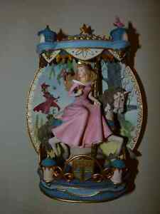 Sleeping Beauty Ltd Edition-#3 in Disney Princess Carousels