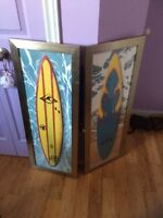 2 surfboard Pictures for sale must go