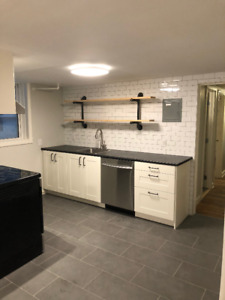 2 Bedroom apartment - Just renovated!  Available now