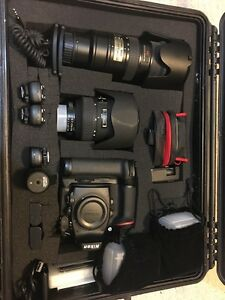 TRADE Nikon D800+lenses for Canon 6D + lenses
