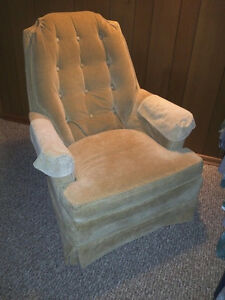Very comfortable vintage chair
