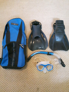 Aqua Lung Snorkeling Package