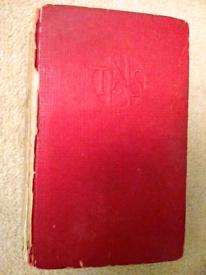 Vintage 'John Macnab' by John Buchan