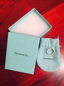 Tiffany Atlas Ring – Size 8 Peterborough Peterborough Area image 1