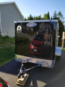 2018 Enclosed Trailer 6x10