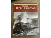 British steam Railways, by David Ross
