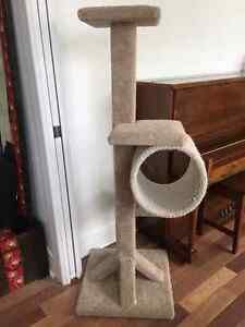 Tour pour chat