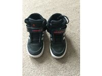 Adidas boys trainers - size 8