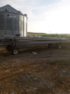 Manure / irrigation pipe for sale