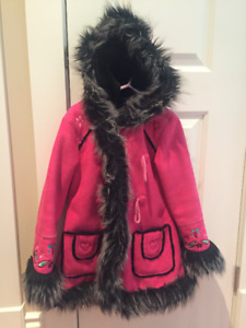 Girls Romeo & Juliette Size 5 Coat