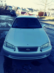 TOYOTA CAMRY CE 2000 for sale Reduced price only $800.