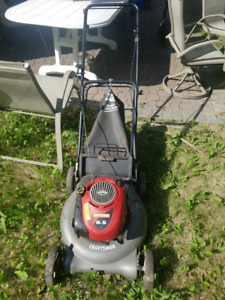 Craftsman 6.5 hp mower