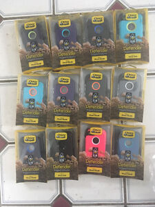 iPhone 5,5s,se 6, 6s & 7otter Box cases