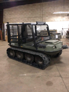1996 Argo conquest 8x8 with tracks